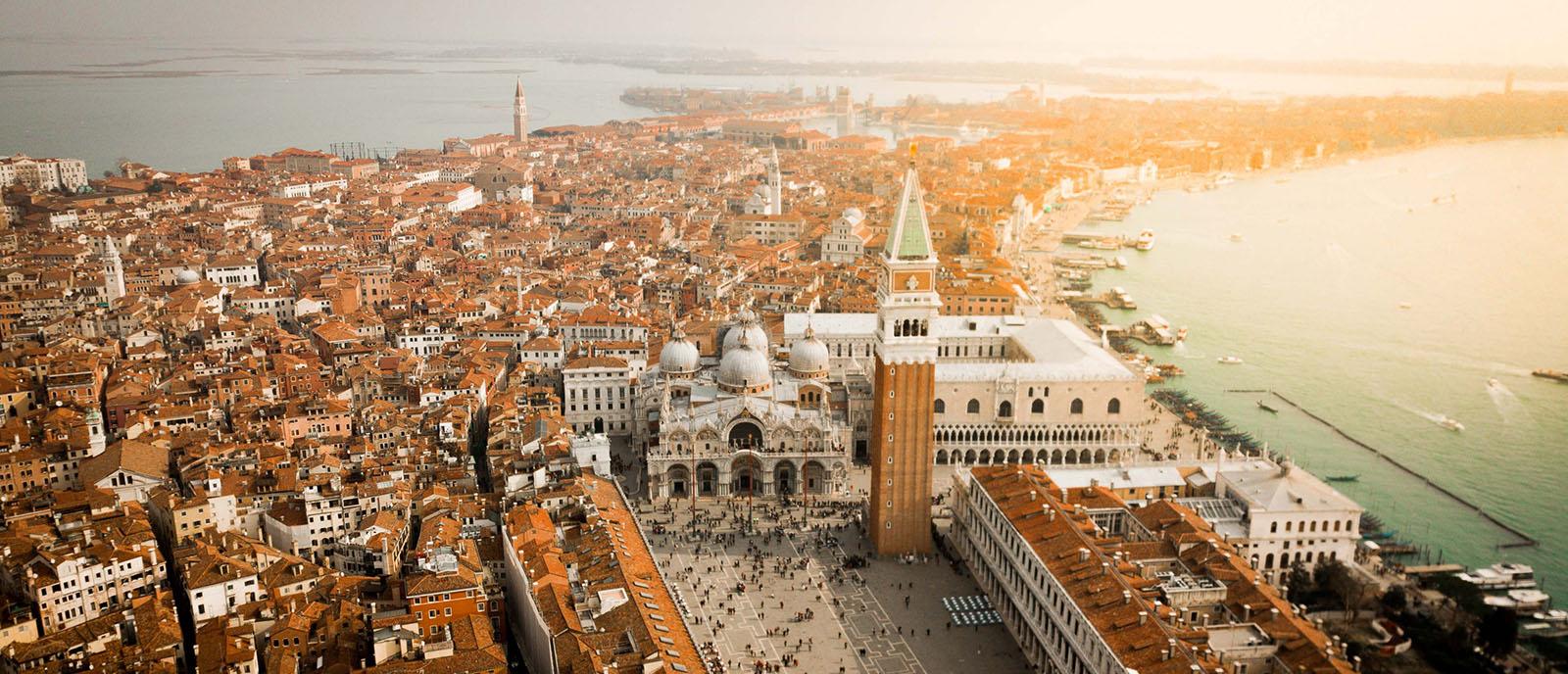 Delavnica v Benetkah