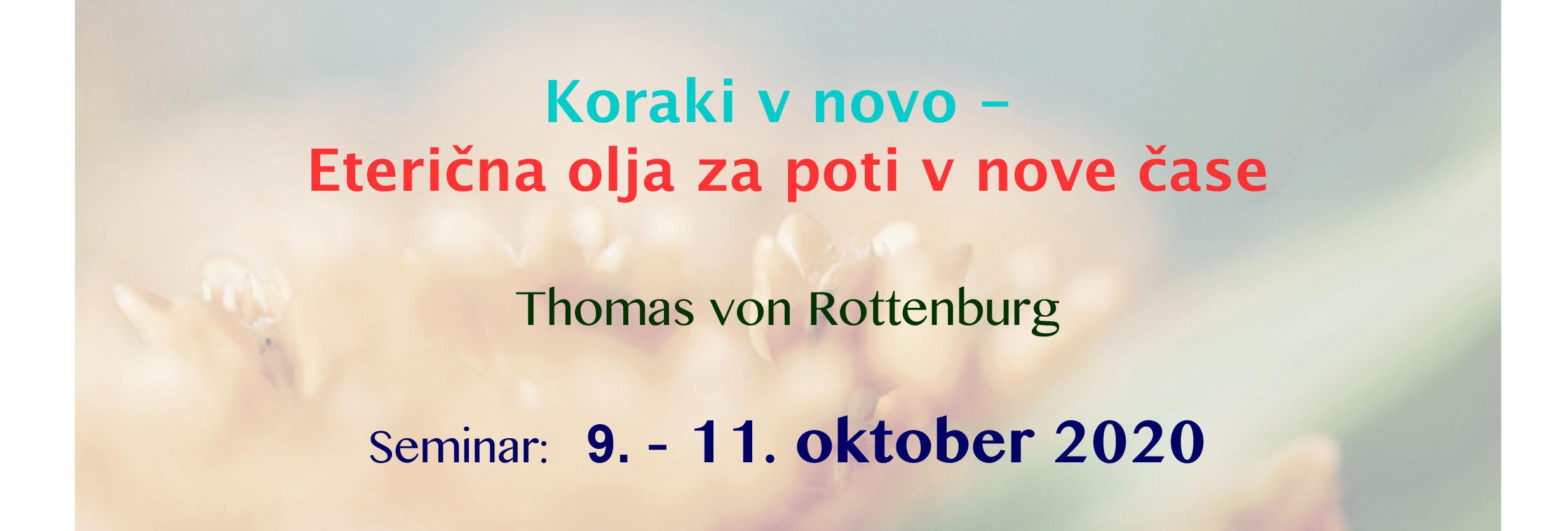 Seminar Thomasa von Rottenburga