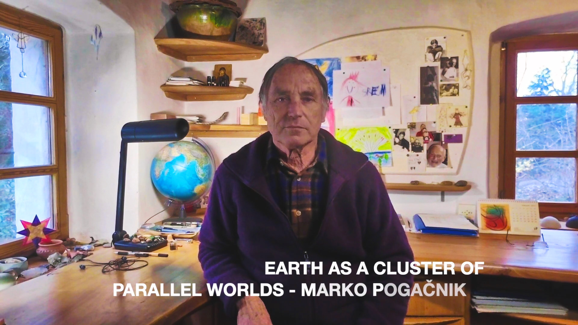 Earth as a cluster of parallel worlds